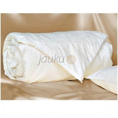 Vasarinė antklodė su 100% Mulberry šilko užpildu (1 kg)