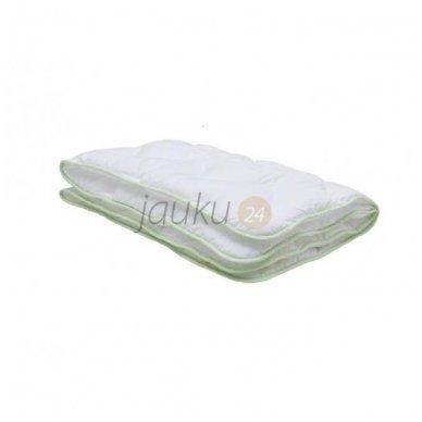 Universalus kūdikio antklodės ir pagalvės komplektas Aloe Vera su alavijų ekstraktu 2