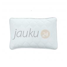 Balta daigstyta  pagalvė CLASSIC