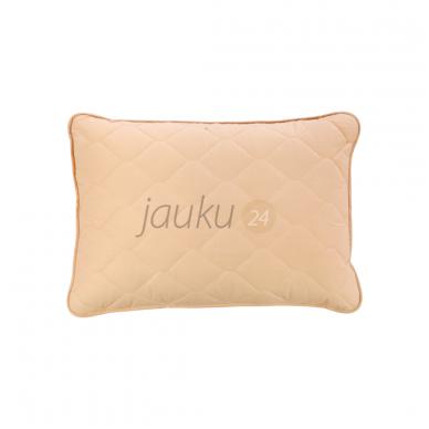 Kreminė daigstyta  pagalvė CLASSIC