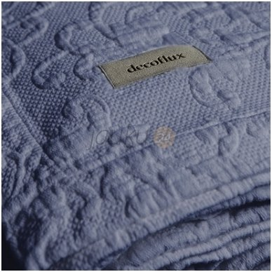 "Decoflux lovatiesė ""Denim"""