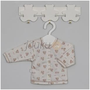 Ekologiškos medvilnės marškinėliai Vilaurita