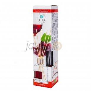 Itališkas namų kvapas THD Botanic  rosso di montalcino 120 ml. ( raudono vyno aromatas)