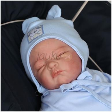 Kepurytė kūdikiui Vilaurita 2