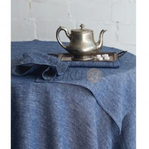 """Lininė servetėlė """"Blue"""""""