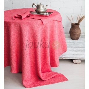 """Lininė staltiesė """"Red"""""""