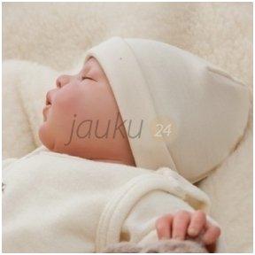 Merino vilnos kepurytė kūdikiui