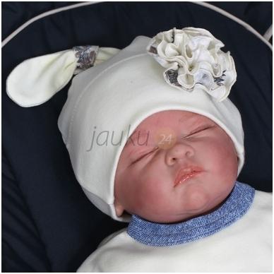 medvilninė kepurytė Džiulė 2