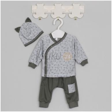 Medvilniniai marškinėliai Mur 2