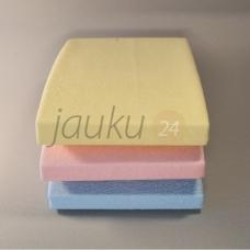 Neperšlampanti paklodė su guma
