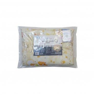 """Pirmoji kūdikio pagalvė """"Lilla Lull"""" 40x60 2"""