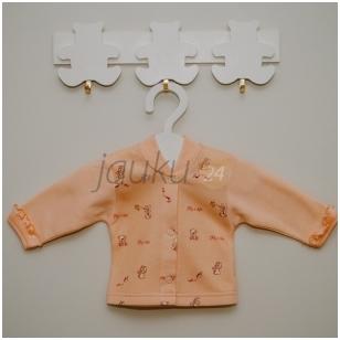 Šilti medvilniniai marškinėliai mergaitei Vilaurita