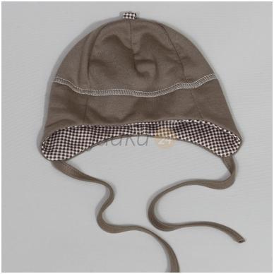 Šilta medvilninė kepurytė Beni