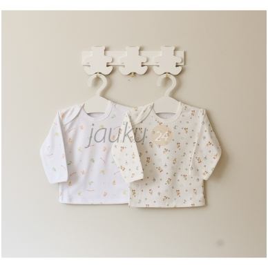 Šilti medvilniniai marškinėliai Vilaurita