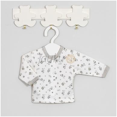 Šilti medvilniniai marškinėliai Gee Zoo