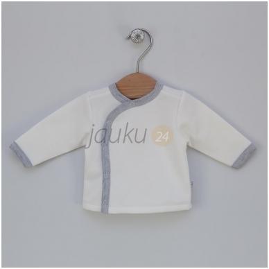 Šilti medvilniniai marškinėliai Perla