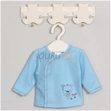 Šilti medvilniniai marškinėliai Roki