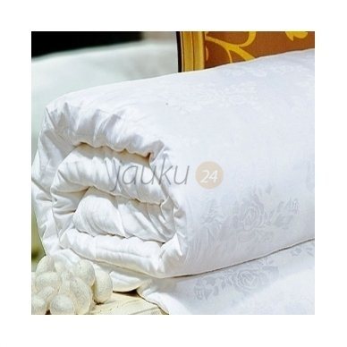 Tencel antklodė su prabangiu Mulberry šilku (A klasė, 0,5 kg (plona))