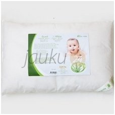 """Vaikiška antialerginė pagalvė """"Aloe vera"""" Lorita"""