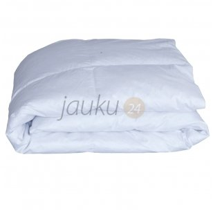 """Vaikiška antialerginė universali antklodė su mikro poliesterio pūko užpildu """"Nora"""" (400 g/m²)"""