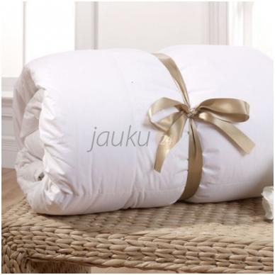 """Vaikiška antialerginė universali antklodė su mikro poliesterio kamuoliukų užpildu """"VERNA"""" (300 g/m²)"""