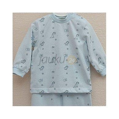 """Vaikiška pižama """"Mini blue"""" 2"""