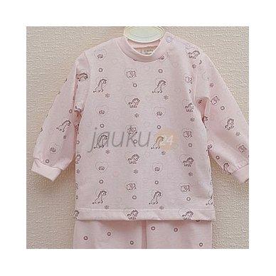 """Vaikiška pižama """"Mini rose"""" 2"""