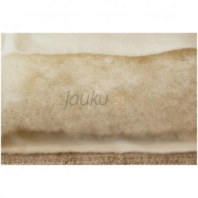 Žieminė rankų darbo antklodė su vilnos užpildu (įvairių dydžių) 5